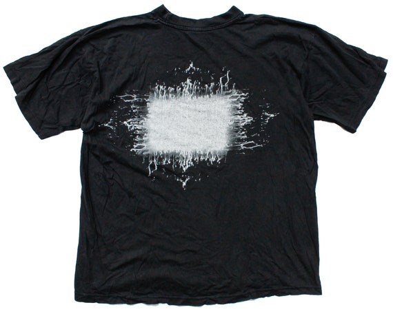 vintage 1996 TOOL Aenima SMOKEBOX T-Shirt  | Aenim