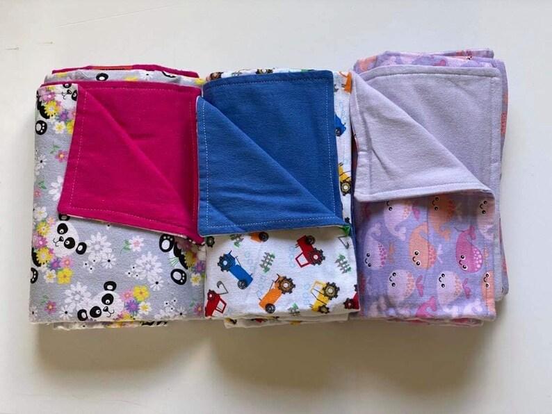 Bunny RugsReceiving Blankets