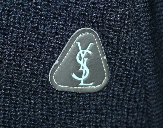 Yves Saint Laurent Men's Shawl Cardigan