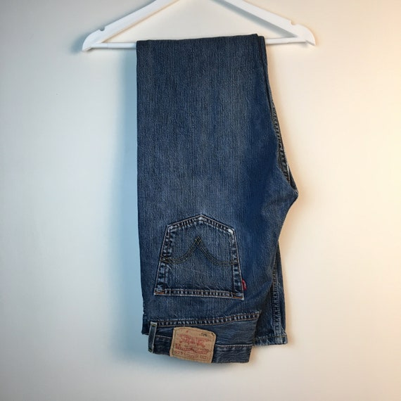 32x36 Levis 90s Jeans Pants denim Jeans Vintage L… - image 1