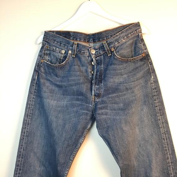 32x36 Levis 90s Jeans Pants denim Jeans Vintage L… - image 4