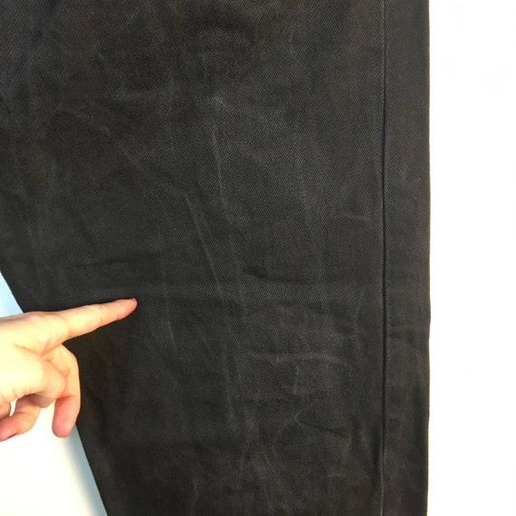 36x34 black Levis 90s Jeans Pants denim Jeans Vin… - image 5
