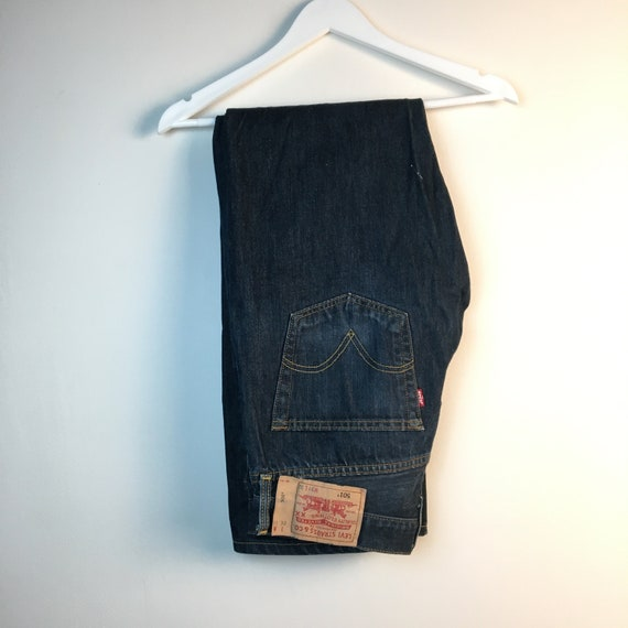 31x32 black Levis 90s Jeans Pants denim Jeans Vint
