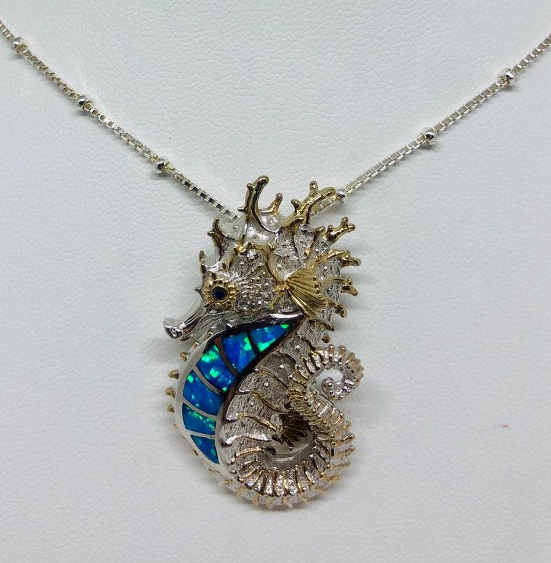 Seahorse Pendants image 0