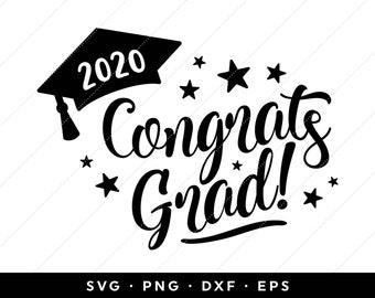 Graduation Svg Etsy