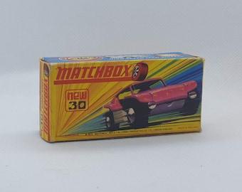 Matchbox New 30 Beach Buggy.