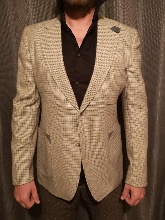 Vintage 1950s men's blazer