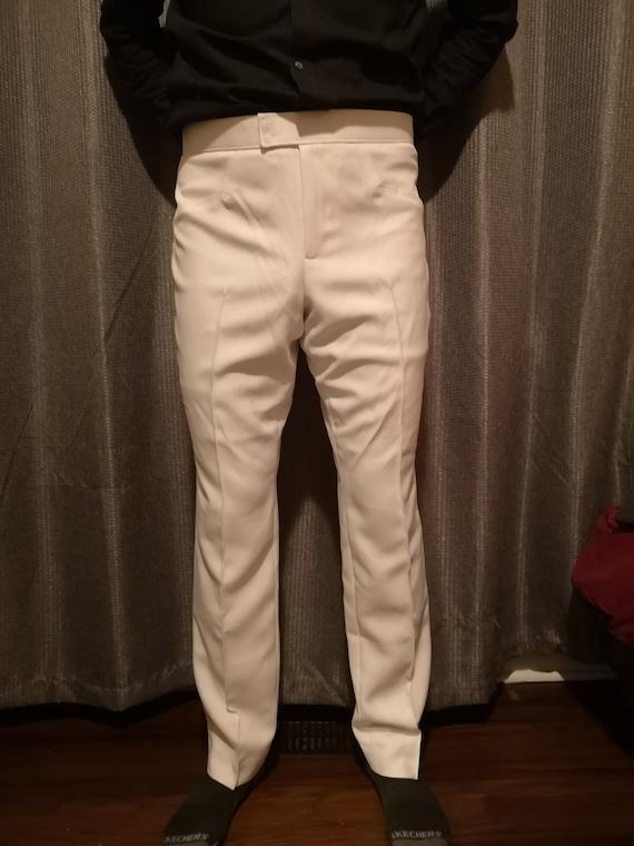 1960s style men's pants