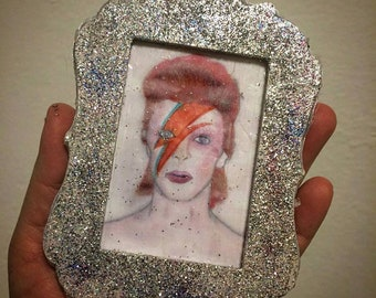 David Bowie Holiday/Christmas Ornament