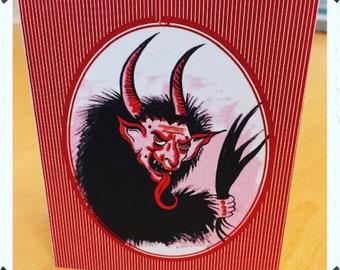 Krampusnacht (Krampus) Greeting Card