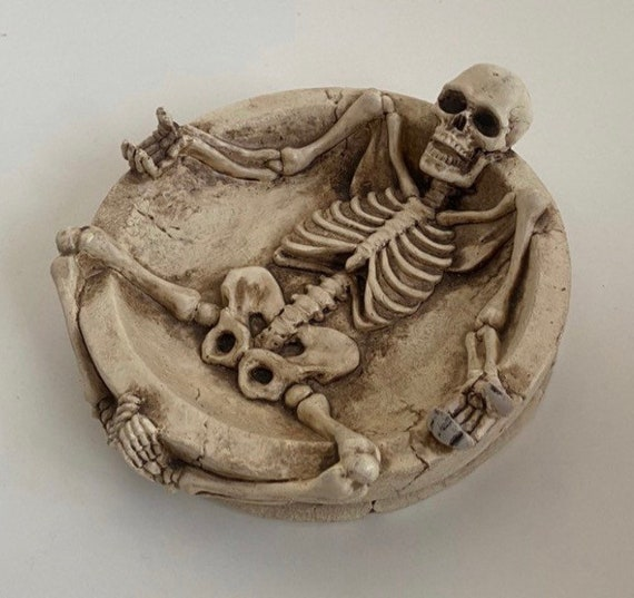 Skeleton Ash Tray