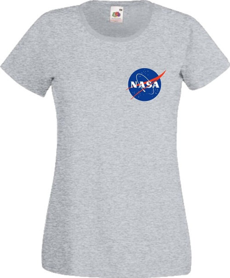 NASA T SHIRT SPACE ASTRONAUT GEEK BIG BANG THEORY STAR ADULTS KIDS