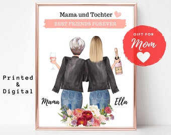 Papa Mama Tochter Selbstgemacht