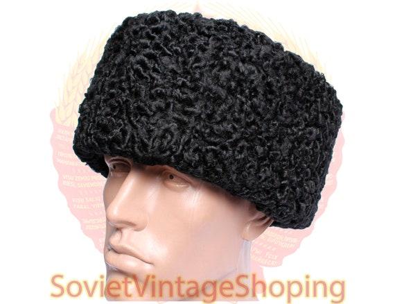 Kuban Karakul hat Soviet PAPAHA Russian Russian Ar