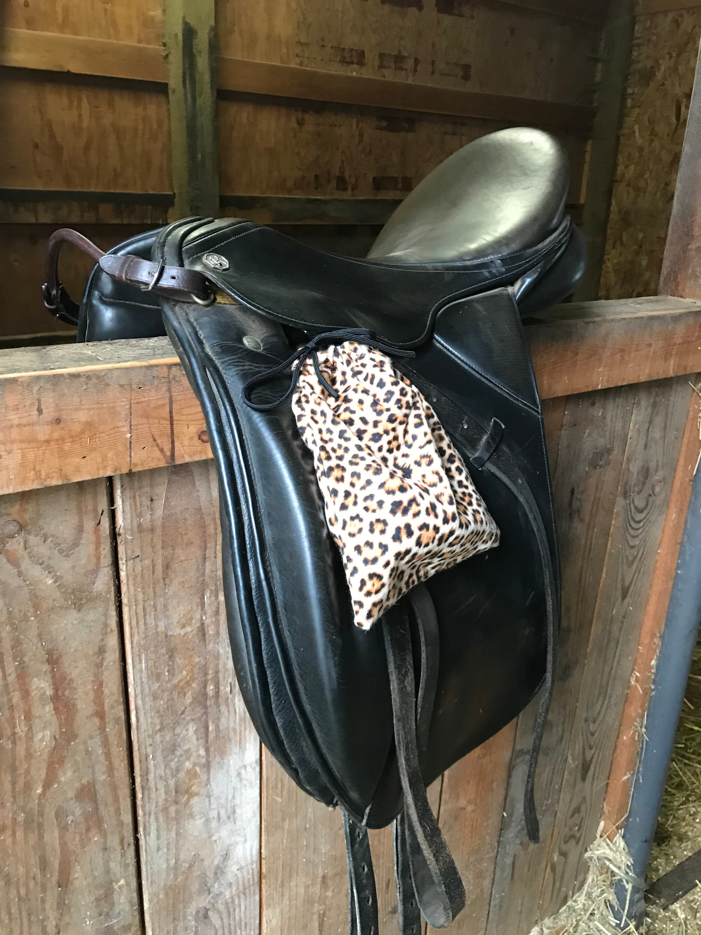 Take the Reins Farm Fun Horse Dressage English STIRRUP IRON COVERS for the tack lover