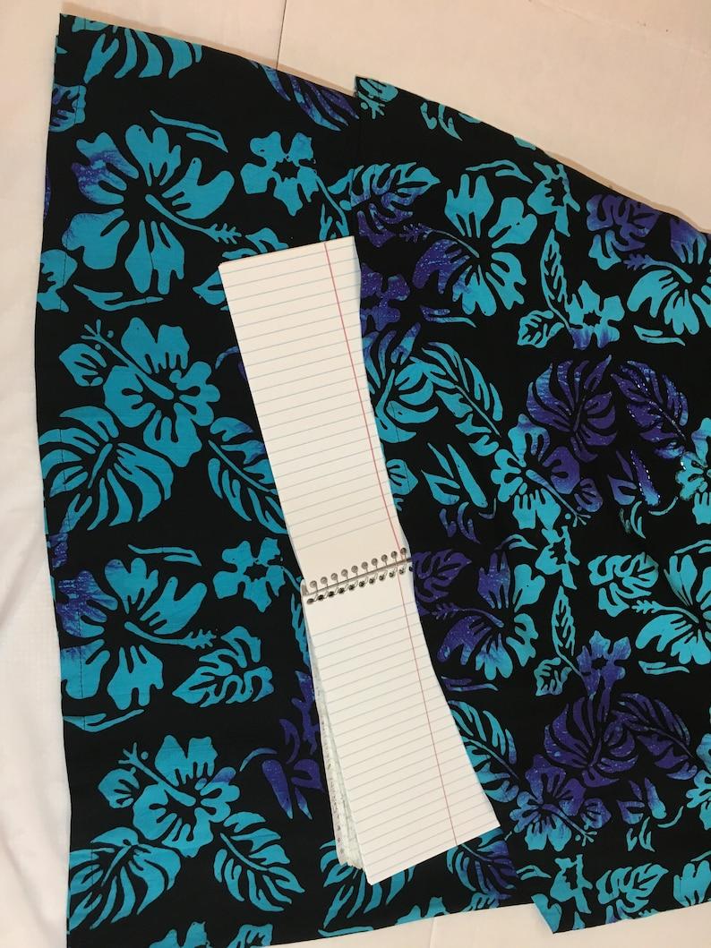 Vintage Beaded Batik Maxi Sheath Dress Hand-Painted /& Layered Gorgeous Sz M