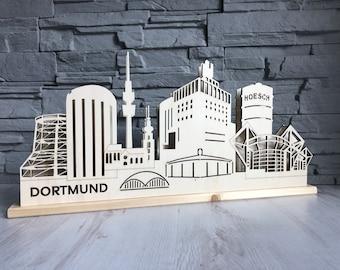 Breakfast board Skyline Schalke