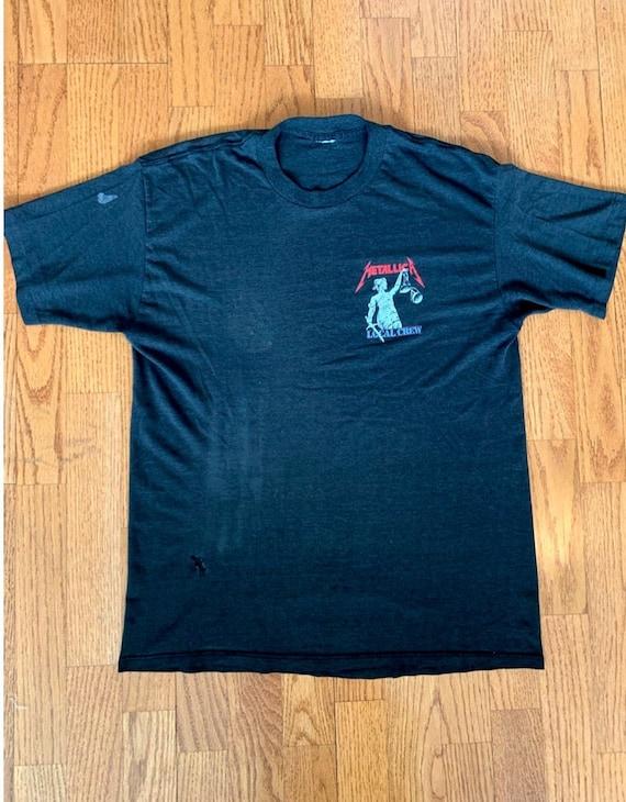 90s Metallica Local Crew T-Shirt