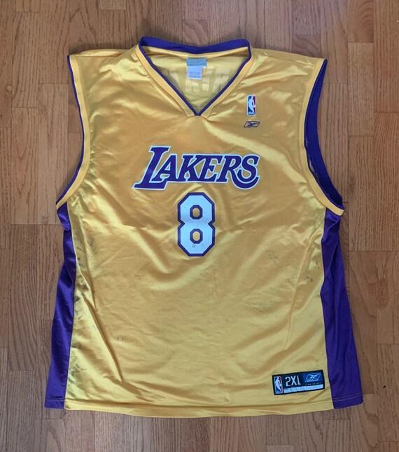 2000s Kobe Bryant Reebok NBA Jersey