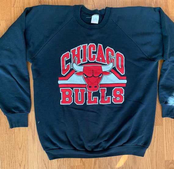 90s Chicago Bulls Crewneck