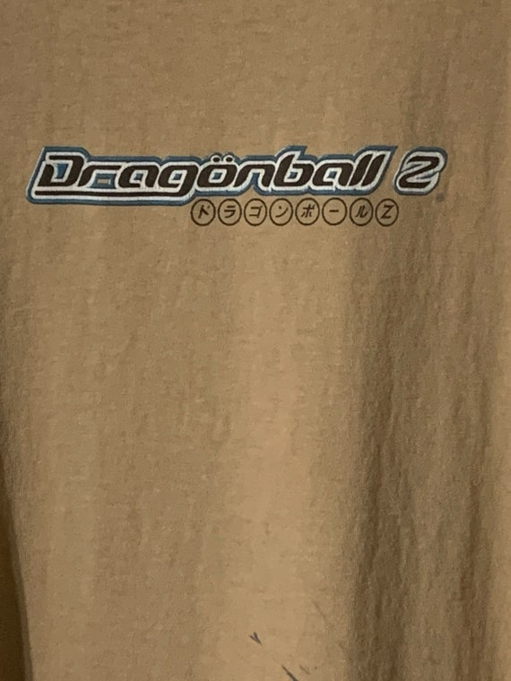 Vintage 00s Dragon Ball Z T-shirt by Fun Animation - image 3
