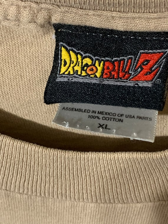 Vintage 00s Dragon Ball Z T-shirt by Fun Animation - image 6
