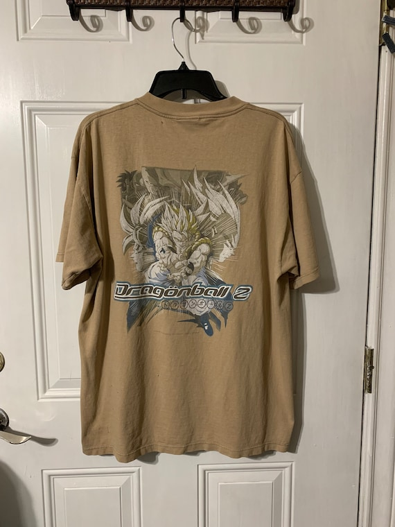 Vintage 00s Dragon Ball Z T-shirt by Fun Animation - image 1