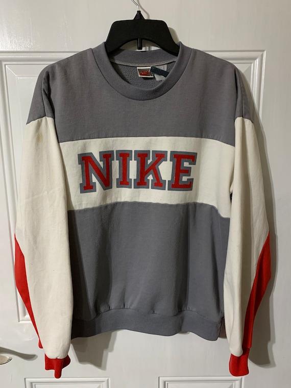 80s-90s Vintage Nike sweatshirt