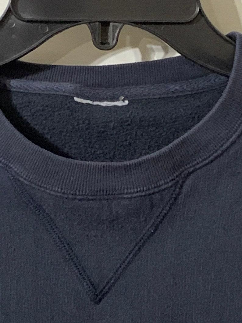 Vintage Tommy Hilfiger Denim Sweatshirt size M-L