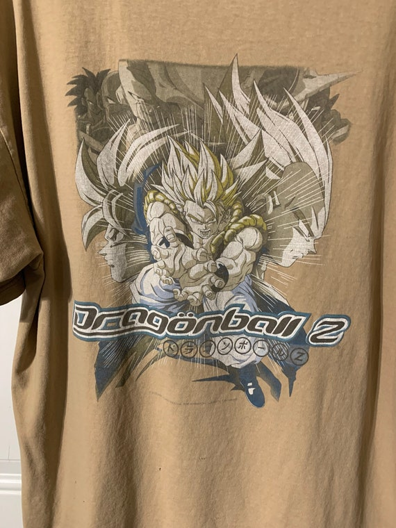Vintage 00s Dragon Ball Z T-shirt by Fun Animation - image 5