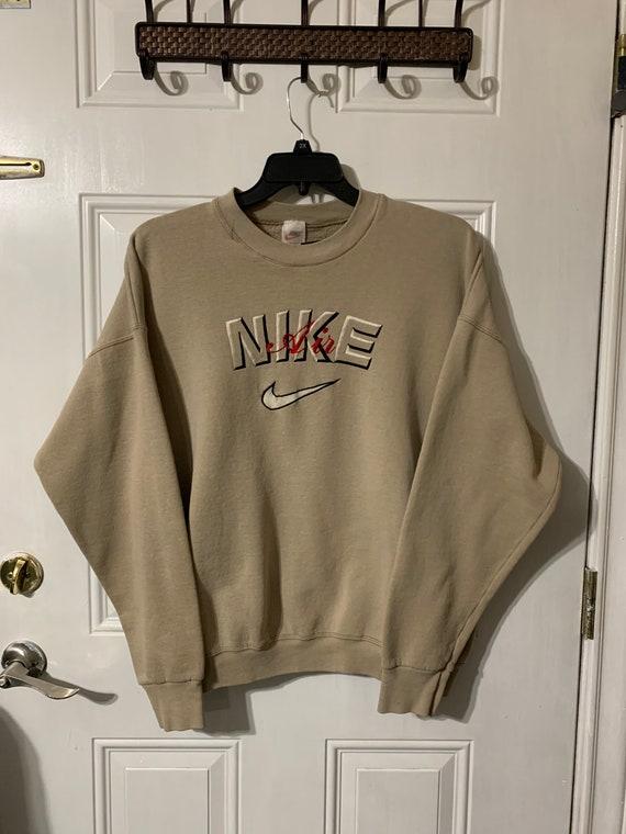 Vintage 90s Nike Air  sweatshirt
