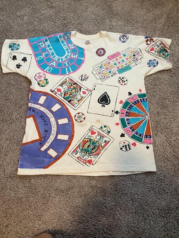 Vintage 1980s Las Vegas T-shirt