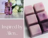 Aliens Clamshell Wax Melt Soy Wax Vegan Friendly Home Fragrance