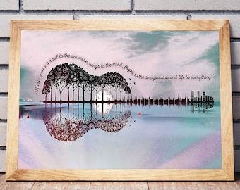 Music Wall Art Etsy