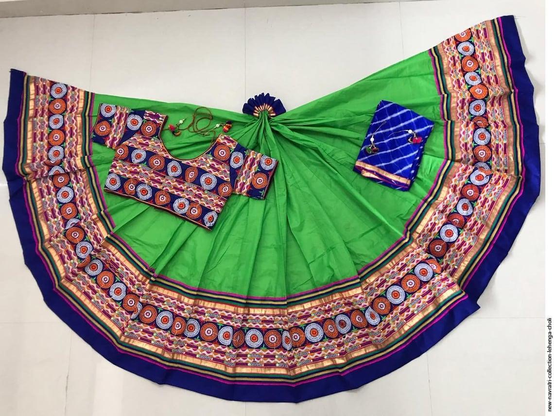 Lehenga Choli For Women Navratri Chaniya Choli Navratri Lengha