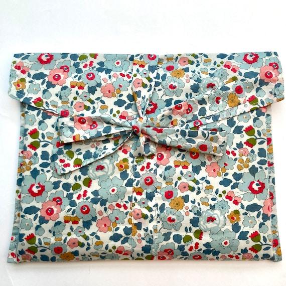 Liberty Print Fabric Gift Bag with Oeko Tex lining