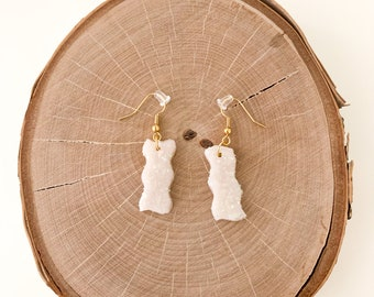 The Haylie ~ Clay Earrings