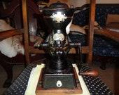 Antique Enterprise Table Coffee Grinder
