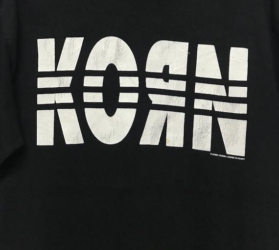 Vintage Korn Band T-Shirt - image 1