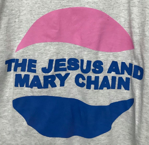 Vintage Jesus And Mary Chain