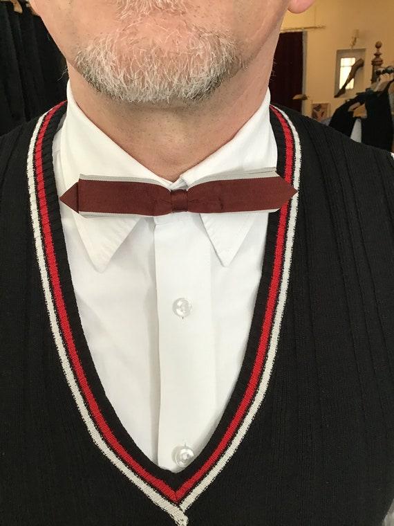 Vintage original 50s bow tie / bow
