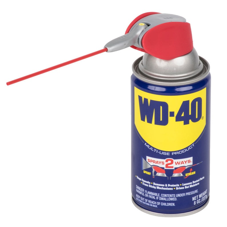 WD-40 Lubricant image 1