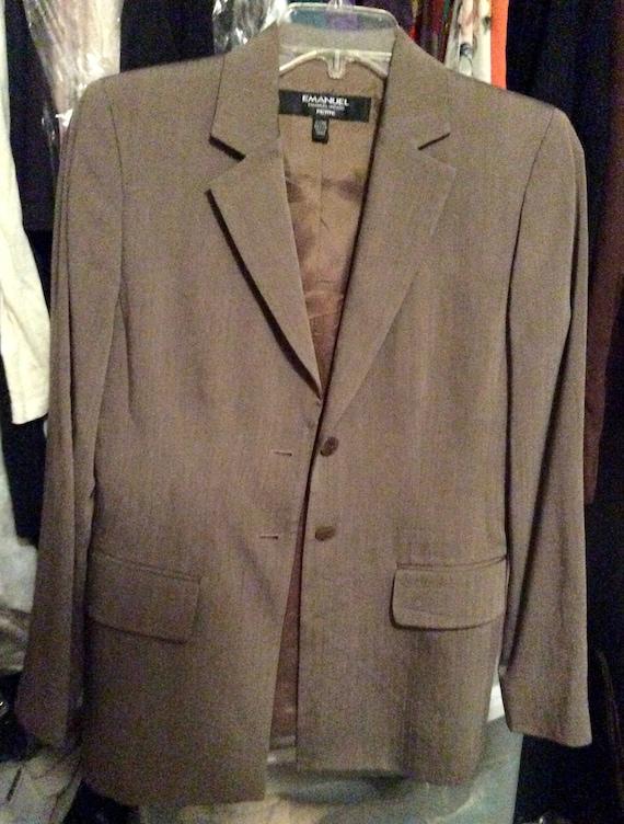 Emanuel Ungaro Vintage Blazer