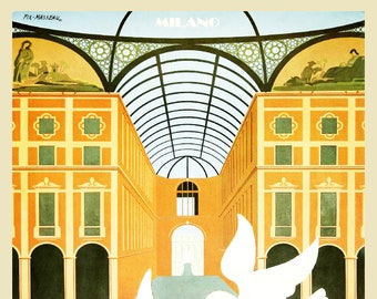 "Venice-Simplon Orient Express - Mini Travel Poster 02 (A4 Size - 210 x 297mm - 8.5"" x 11.75"")"