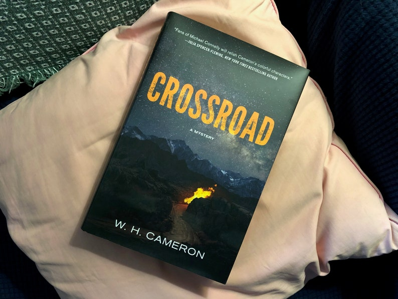 Crossroad a mystery by W.H. Cameron image 0