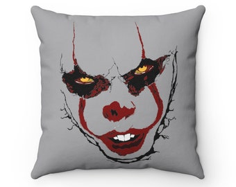 Pennywise pillow | Etsy
