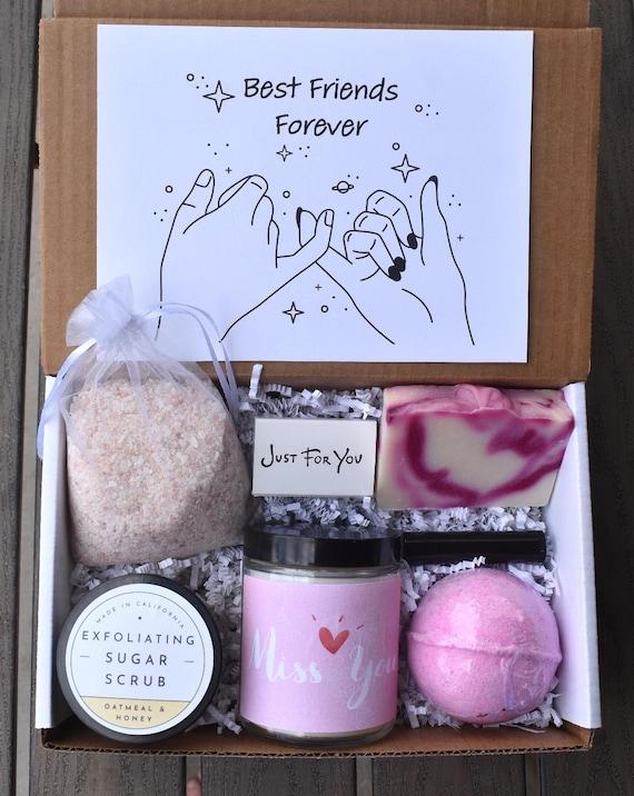 Custom Gift Box Best Friend BFF Gift Box A97B Christmas Gift Box