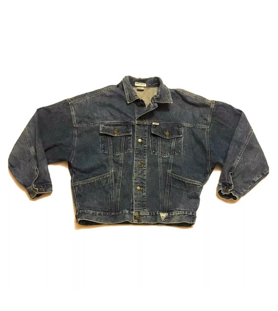 Vintage Guess George's Marciano Made In USA Denim
