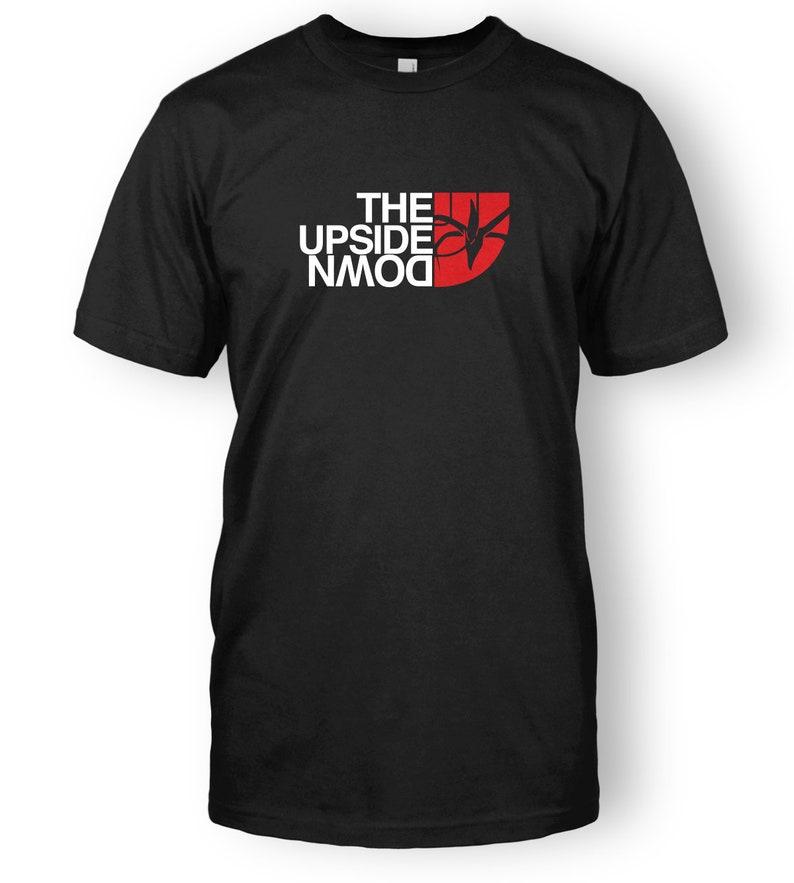 The Upside Down Mind Flayer T-Shirt UNISEX  MEN