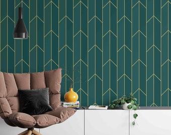 Emerald Wallpaper Etsy